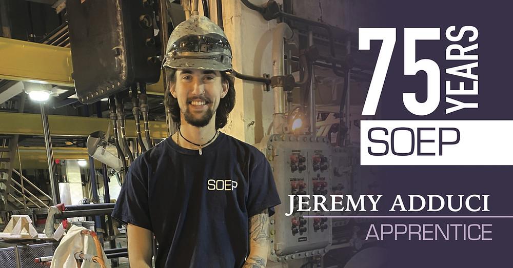 Jeremy Adduci - Apprentice - Soep Painting
