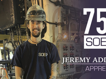 Meet Our Team! Jeremy Adduci: Apprentice