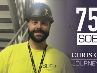 Meet Our Team! Chris Cole: Journeyman