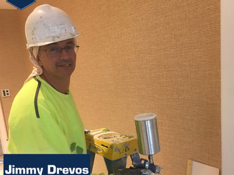 Meet Our Team! Jimmy Drevos: Journeyman