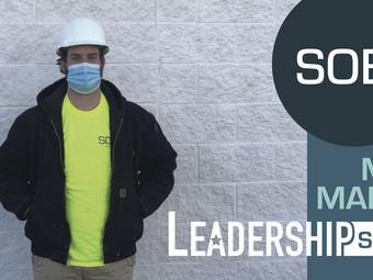 Soep Leadership Series - Mike Martin