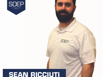 Meet Our Team! Sean Ricciuti: Estimator