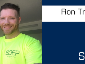 Meet Our Team! Ron Treddin: Foreman