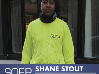 Meet our Team! Shane Stout - Journeyman