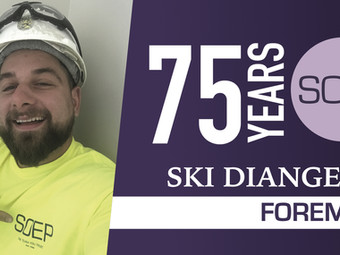 Meet Our Team! Ski DiAngelis - Foreman