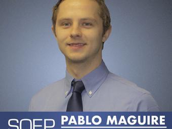 Meet Our Team! Pablo Maguire: Estimator