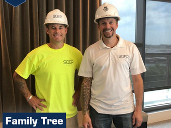 """Soep """"Family Tree"""" Series: The Adduci Brothers"""