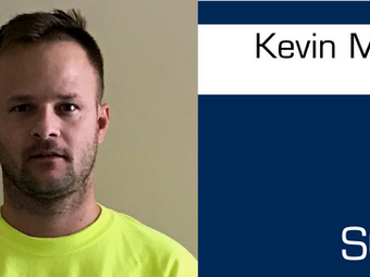 Meet Our Team! Kevin Mallett: Foreman