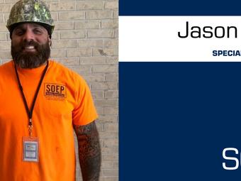 Meet Our Team! Jason Soep: Specialty Flooring