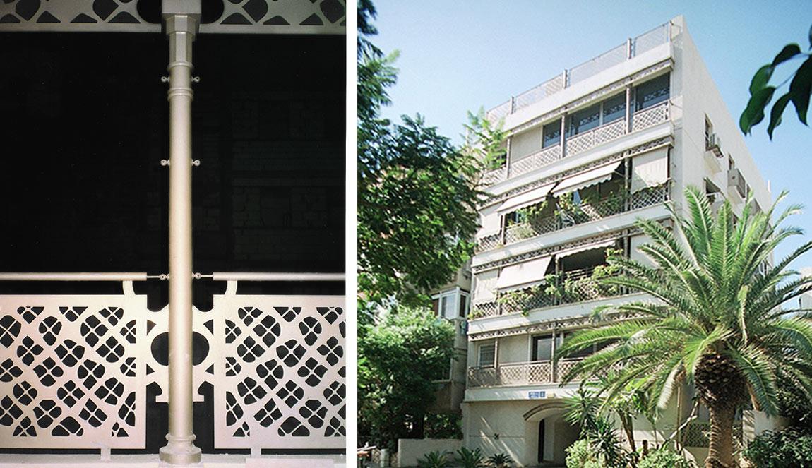golany architects, tel aviv