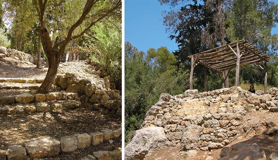 ארכיטקט בהרי ירושלים, כרם זיתים