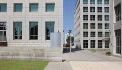 yanay hi-tech park, office building