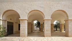 אדריכל לבניה באבן, בניה ערבית מקומית