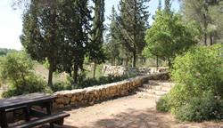 Golany Architects_Jerusalem Forest, recreation area_02