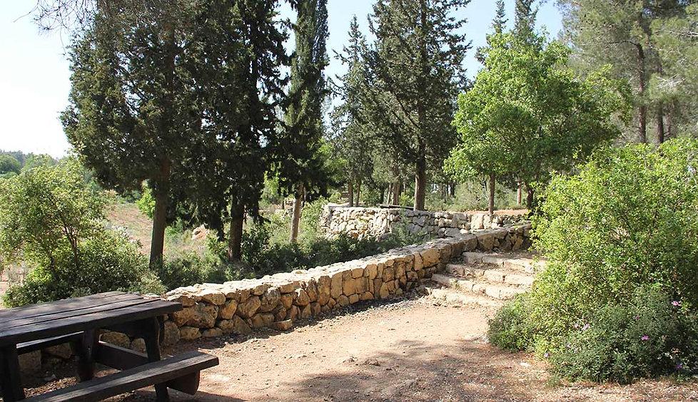 Golany Architects_Jerusalem Forest, recr