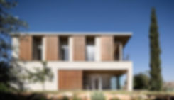 Golany Architects_Residence in the Galil