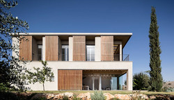 Golany Architects_Residence in the Galilee 02_07