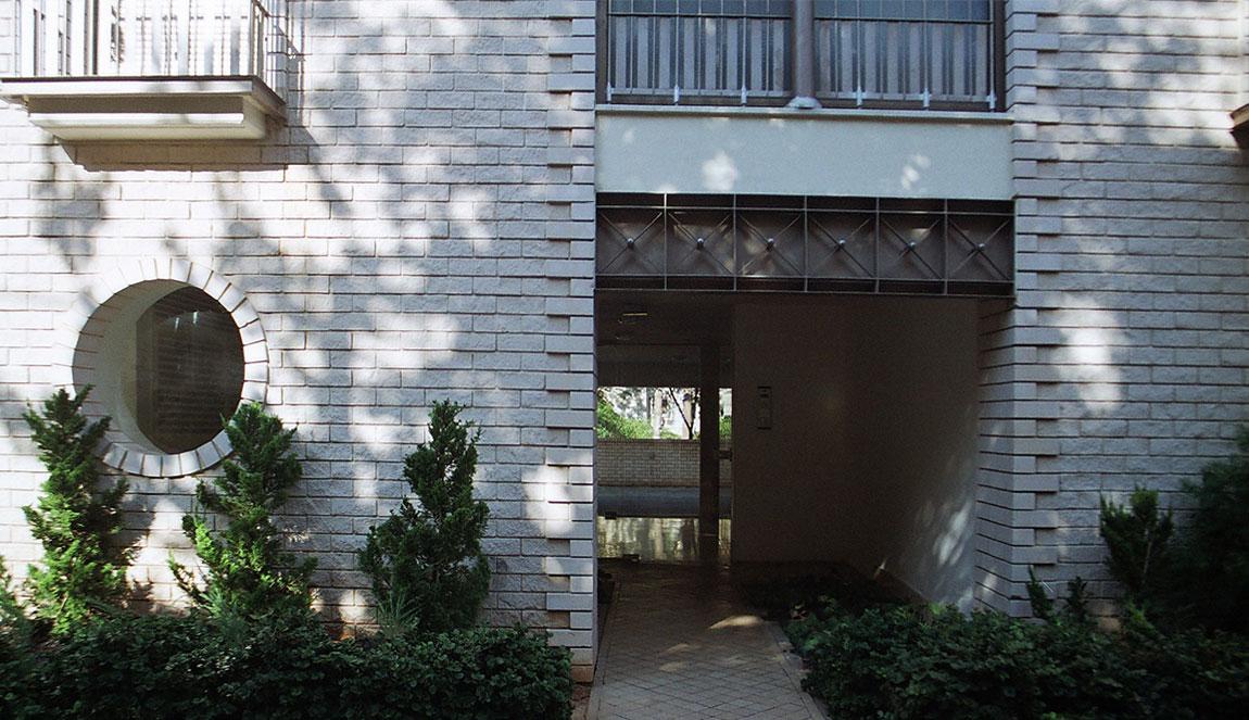 אדריכלות בית משותף בתל אביב