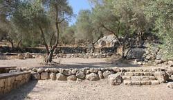 אדריכל בהרי ירושלים, נוף קדומים