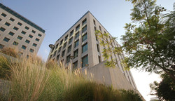 high tech campus architecture