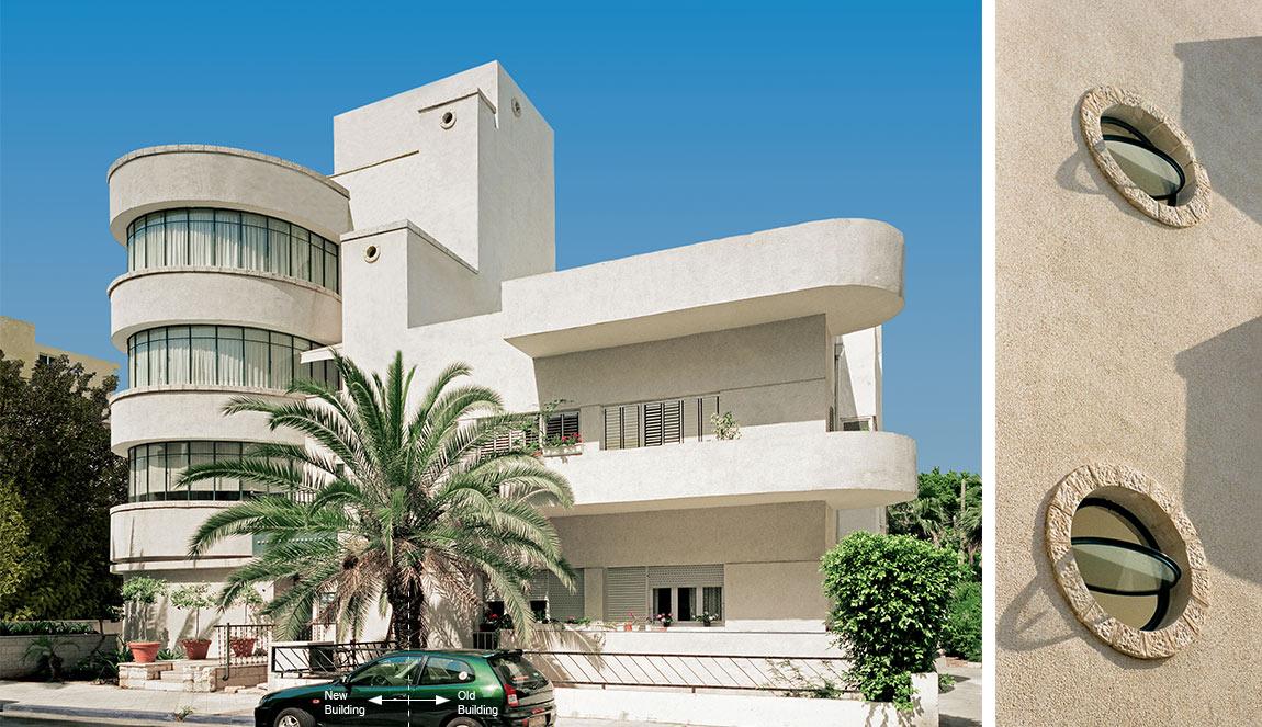 אדריכלות לבנה בתל אביב, bauhaus