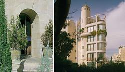 Golany Architects_Town House in Ben Nun St, Tel Aviv_01