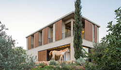 Golany Architects_Residence in the Galilee 02_13