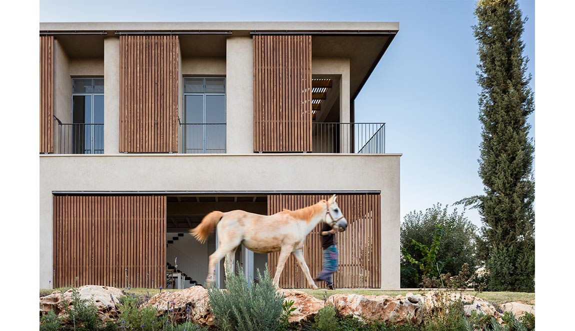 Golany Architects_Residence in the Galilee 02_02