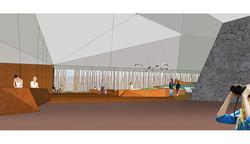גולני אדריכלים ,אדריכל למרכז מבקרים