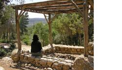 בניה באבן ,אדריכל ביער ירושלים