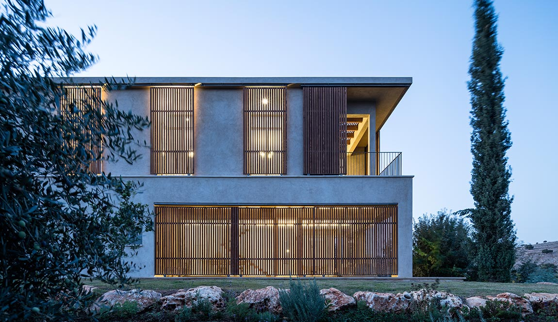 Residence in the Galilee בית בגליל