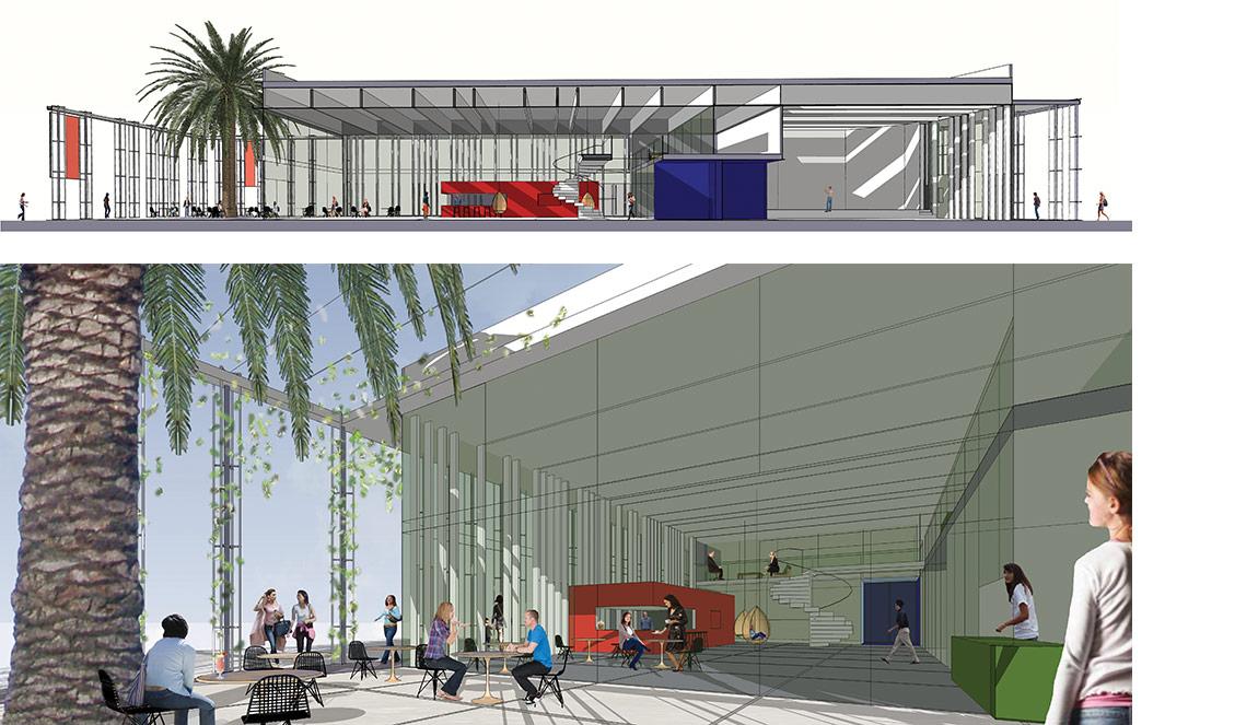 אדריכל למבנה ציבור במרכז