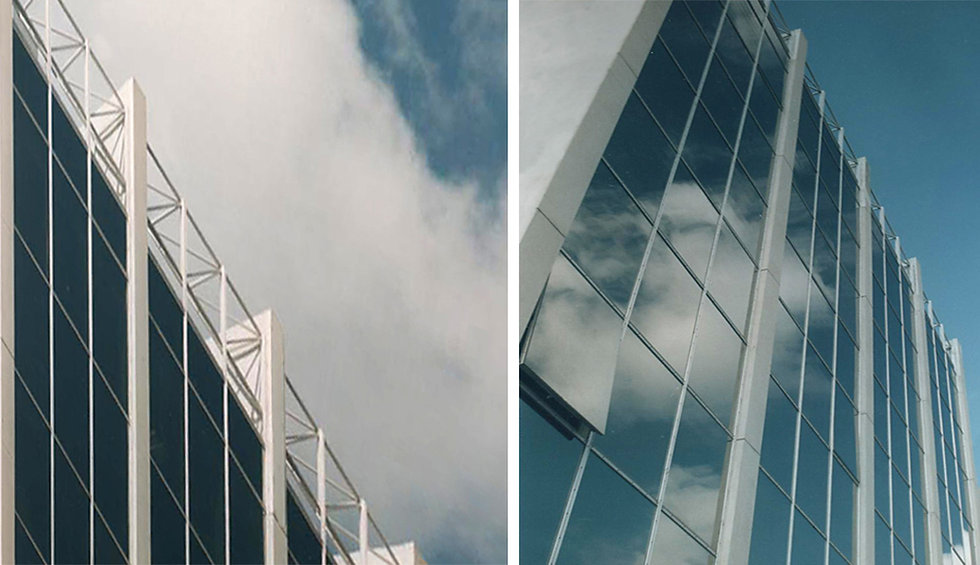 Golany Architects_ Gadish Building, Tel