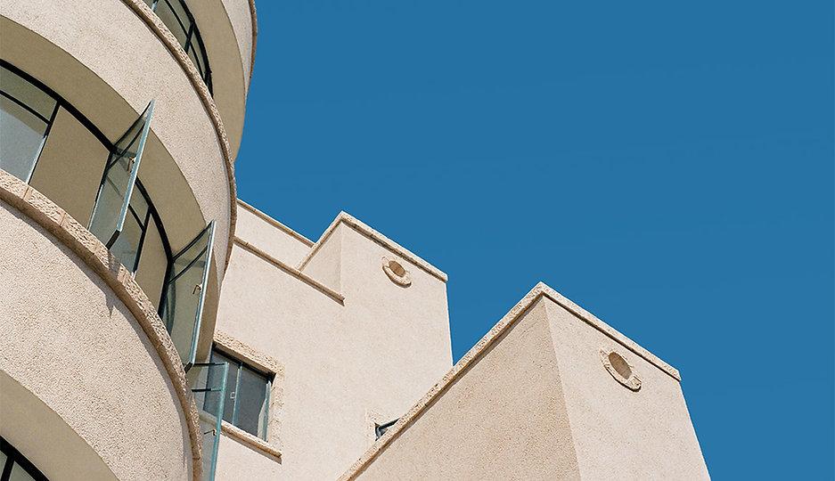 Golany Architects_Town House nr Dizingof