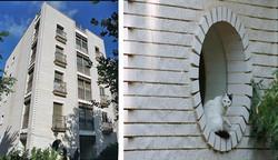 architecture in tel aviv, israel