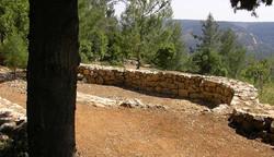 אדריכל לבניה באבן טבעית, הרי ירושלים