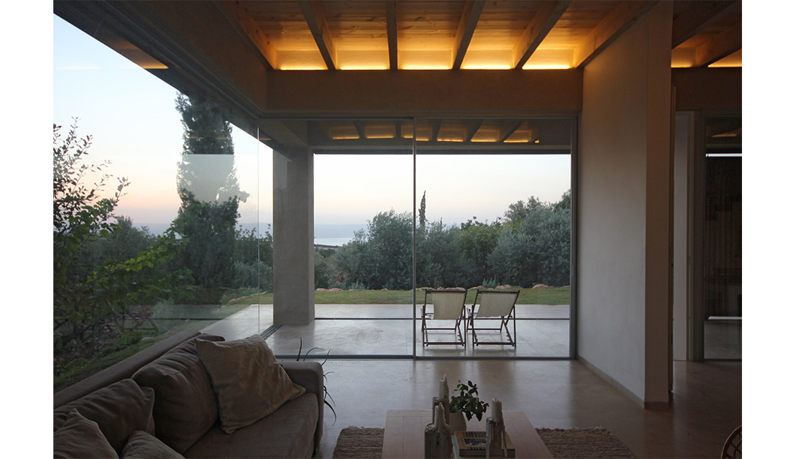 Golany Architects_Residence in the Galilee 02_06