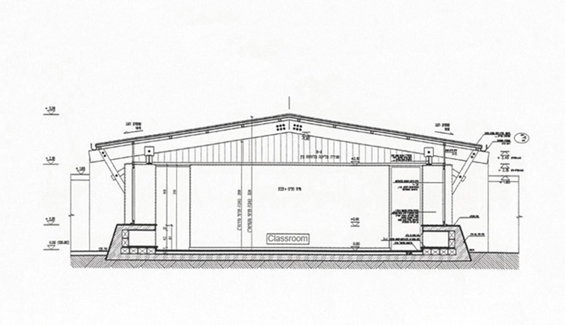 ארכיטקט למבנה ציבור, אדריכל במרכז