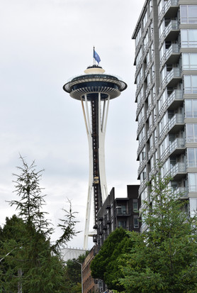 Two hours north from Portland, Seattle is the metropolitan hub of the Pacific Northwest.