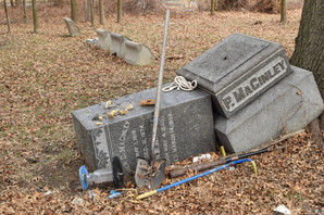 Until then, the cleanup of Mount Moriah Cemetery remains a labor of love.