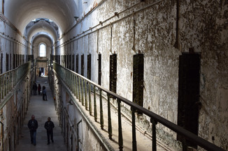 220,000 visitors pass through the front gates each year to experience one of the most notorious prisons in the nation's history.
