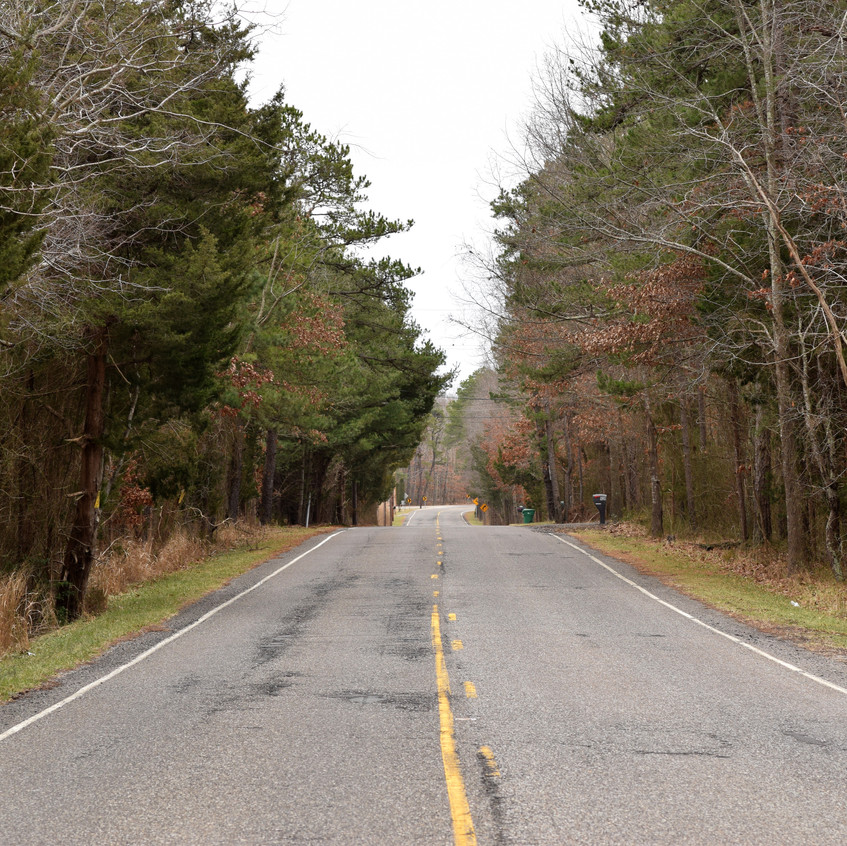 The Pine Barrens is a massive pine forest covering 1.1 million acres, more than 22 of New Jersey's land.