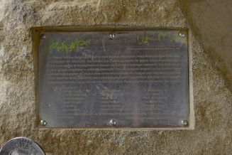"""The """"Fremont Troll"""" was created by Steve Badanes, Will Martin, Donna Walter, and Ross Whitehead in 1990."""