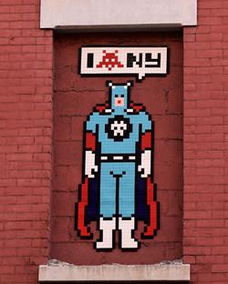 invader superhero