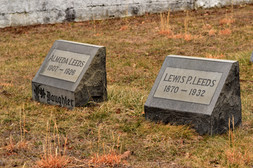 Well into the 20th century, the Leeds family was still finding their final resting place in the town that bears their name.