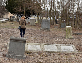 """In 2011, the """"Friends of Mount Moriah Cemetery"""" was organized as a 501c3 not-for-profit dedicated to upkeep of the cemetery."""