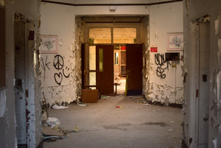 Still, the facility was massively overcrowded with more than 4,000 patients in deplorable conditions.