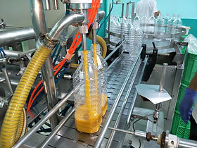 Hot Fill Bottling