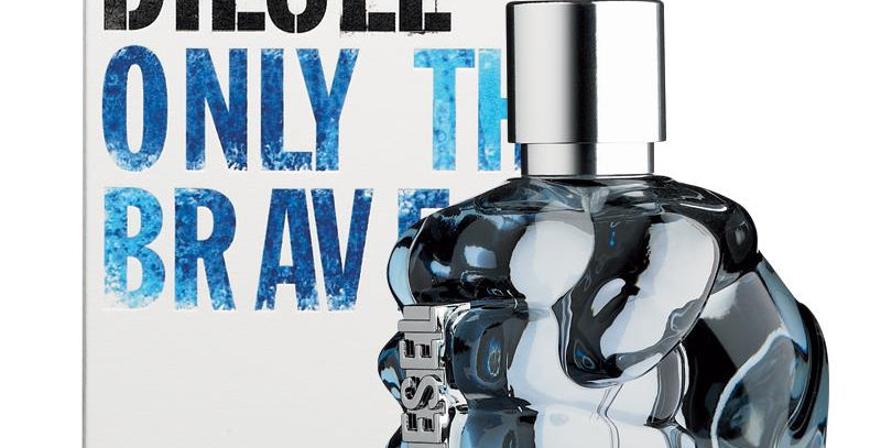 ONLY THE BRAVE EDT 50ML / DIESEL