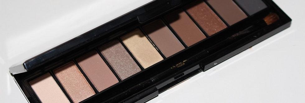 1 Beige Color Riche La Palette Nude  /L'oréal